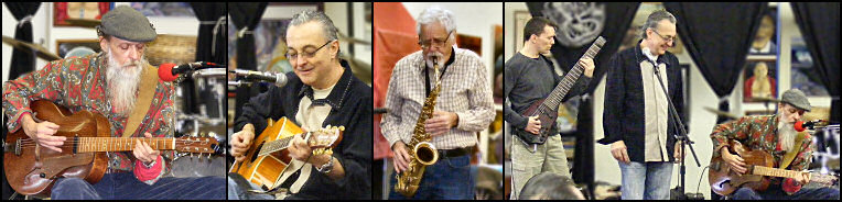 Mo' Kauffey | Mojo Willie | Hugh Logan | Greg Holmes, Mojo Willie, Mo' Kauffey